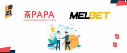 MelBet AffPapa