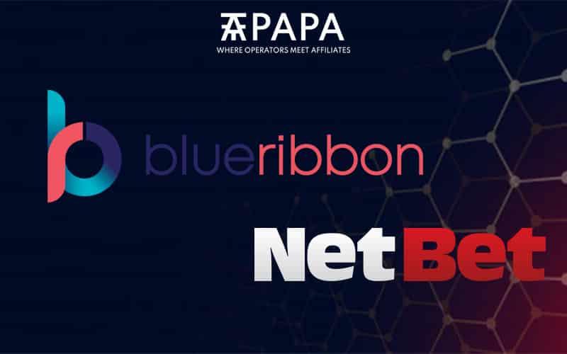 NetBet x blueribbom