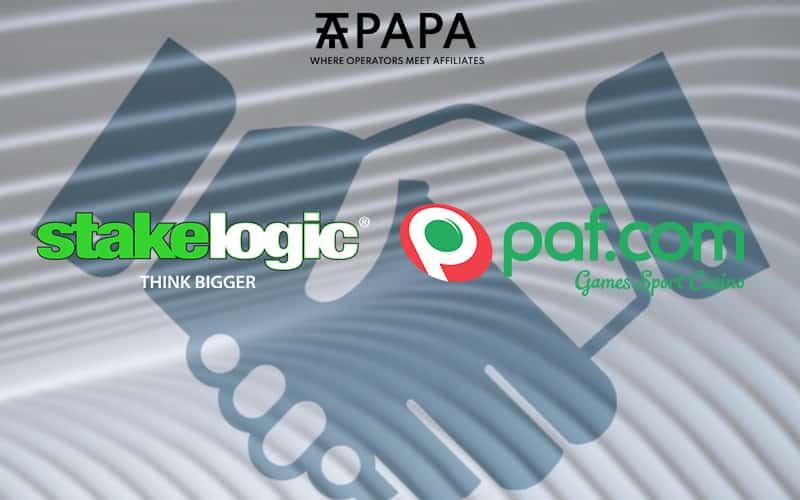 PAF x Stakelogic