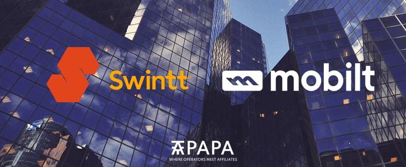 Swintt x Mobilt