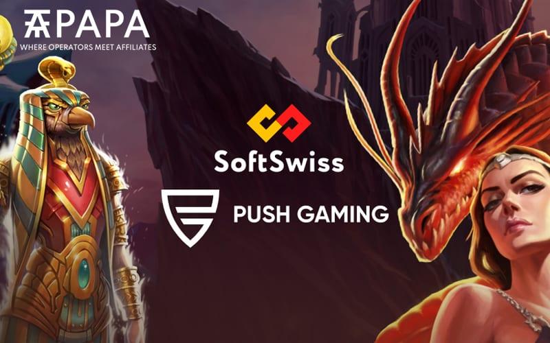 SoftSwiss Playtech
