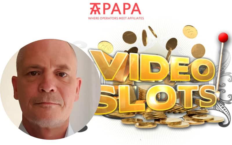 VideoSlots Peter Sjoberg