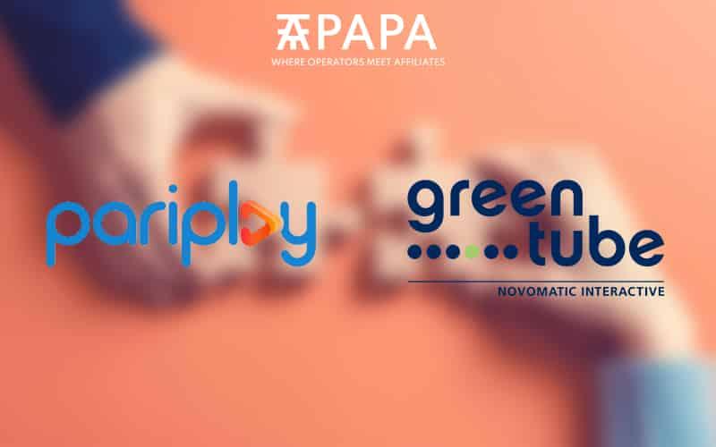 Greentube Pariplay
