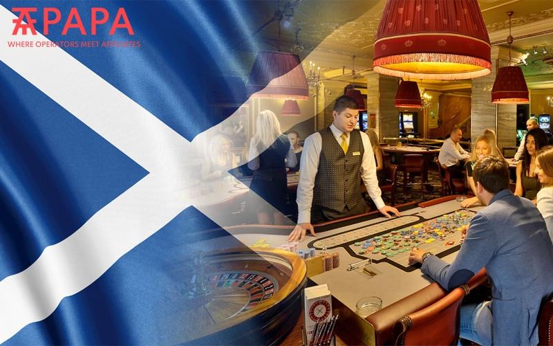 Scottish betting sites