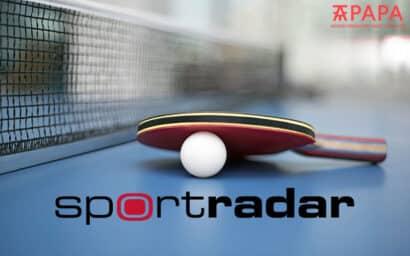 Sportradar ITTF