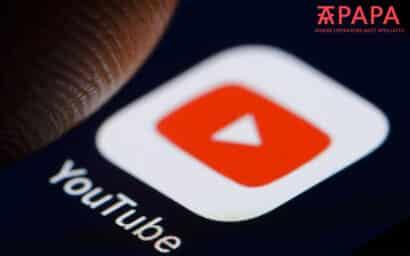 Youtube Masthead slot