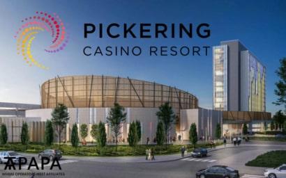 Pickering Casino Resort Great Canadian Gaming Corporation Durham avenue Ontario Canada