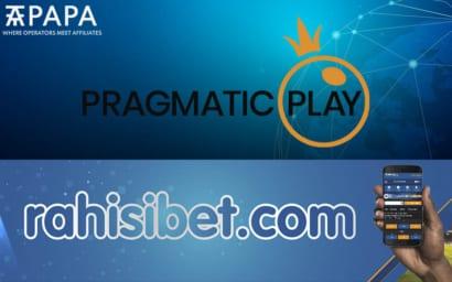 Pragmatic Play Rahisibet East Africa partnership