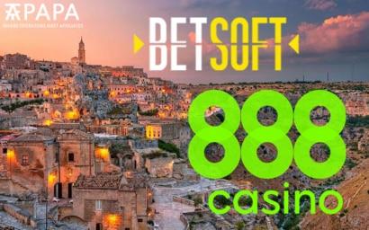 betsoft 888 casino italy