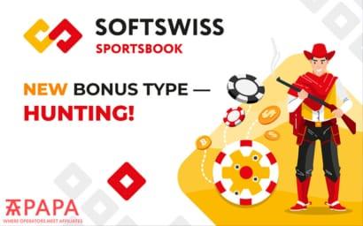 softswiss sportsbook hunting bonus